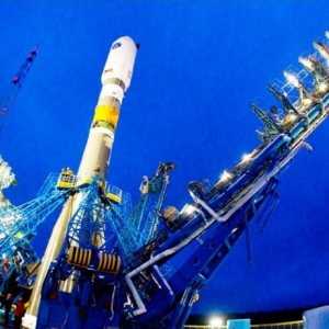 "Launch complex of ""Soyuz-2"" space rocket at Spaceport ""Vostochnyi"""