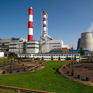Construction of a Power-Generating Unit PGU of 420 tons, at Thermal Power Plant-16